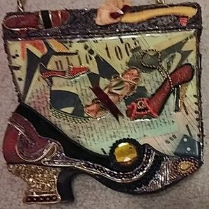 Mary Frances Beaded Purse